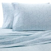 Coral 300-Thread-Count California King Sheet Set in Seafoam