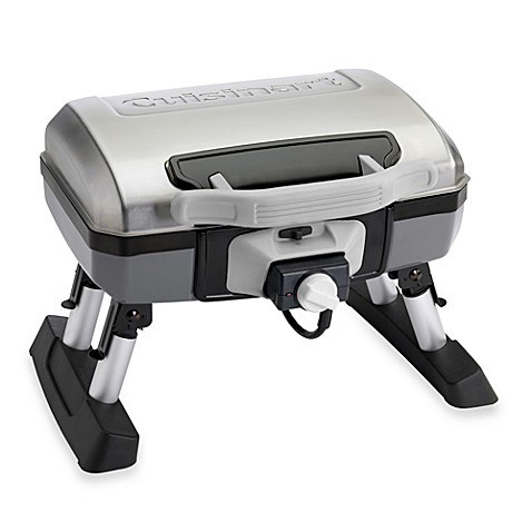 Cuisinart 174 Portable Tabletop Electric Grill Bed Bath