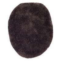 Wamsutta® Ultra-Soft Universal Toilet Lid Cover in Black Plum