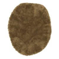 Wamsutta® Ultra-Soft Elongated Toilet Lid Cover in Tiger's Eye