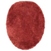 Wamsutta® Ultra-Soft Elongated Toilet Lid Cover in Rusty Coral