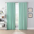 SmartBlock™ Chroma 54-Inch Rod Pocket Blackout Window Curtain Panel in Green