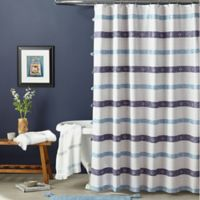 Bedeck Kuro Shower Curtain