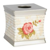 Popular Bath Madeline Boutique Tissue Box Cover