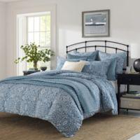 Stone Cottage Granada Full/Queen Duvet Cover Set in Blue