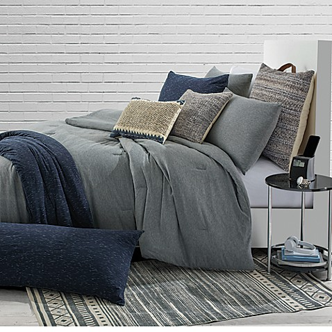 image of Jersey Knit Comforter Set