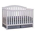 Sorelle Berkley 4-in-1 Convertible Crib in White
