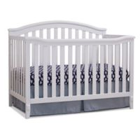 Sorelle Berkley 4-in-1 Convertible Crib in White