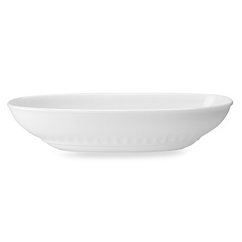 Villeroy & Boch Farmhouse Touch 17 3/4-Inch Oval Bowl