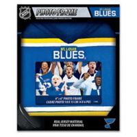 NHL St. Louis Blues Uniformed Photo Frame