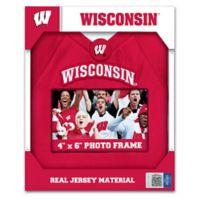 University of Wisconsin Uniformed Frame