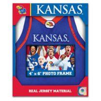 University of Kansas Uniformed Frame