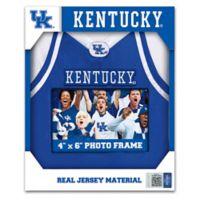 University of Kentucky Uniformed Frame