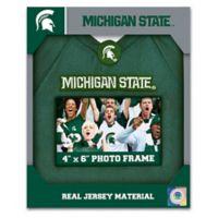 Michigan State University Uniformed Frame