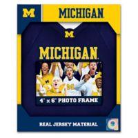 University of Michigan Uniformed Frame