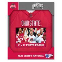Ohio State University Uniformed Frame