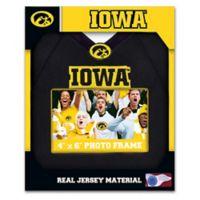 University of Iowa Uniformed Frame