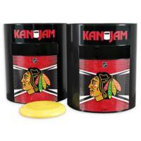 NHL Chicago Blackhawks Disc Jam Game