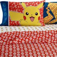 Pokemon Pikachu Full Sheet Set