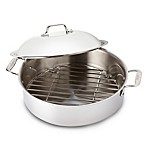 All-Clad Stainless Steel 6-Quart Covered French Braiser