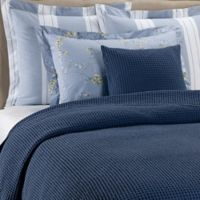 Bellora® Butterfly Queen Coverlet in Stone Blue