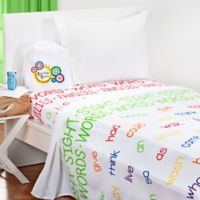 Learning Linens Word Families Full Sheet Set