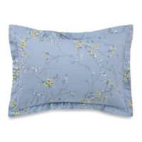 Bellora® Luxury Italian-Made King Pillow Sham in Blue
