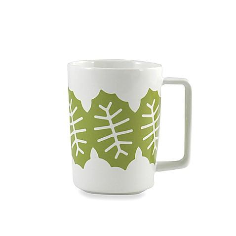 notNeutral® Green Leaves 13.5-Ounce Mug  sc 1 st  Bed Bath \u0026 Beyond & notNeutral® Green Leaves 13.5-Ounce Mug - Bed Bath \u0026 Beyond