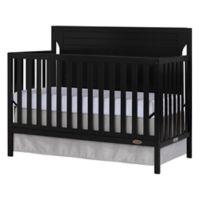 Dream On Me Cape Cod 5 in 1 Convertible Crib in Black