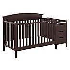 Graco® Benton 5-in-1 Convertible Crib and Changer in Espresso