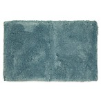 Wamsutta© Ultra Soft 17-Inch x 24 Inch Bath Rug in Aqua