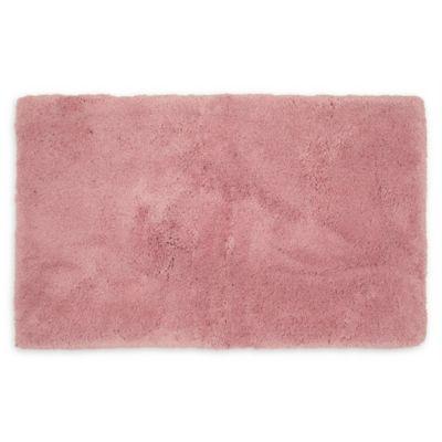 23604c8842 Wamsutta® Ultra Soft 21-Inch x 34-Inch Bath Rug in Slate Rose