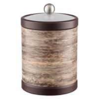 Kraftware™ Quarry Tall Ice Bucket with Acrylic Lid in Brown Stone