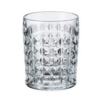 Red Vanilla Diamond Double Old Fashioned Glasses (Set of 6)