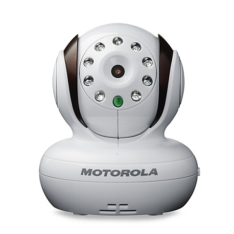 Motorola® MBP36BUW Digital Video Baby Monitor Additional