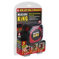 Measure King 3-in-1 Digital Measuring Tool in Black/Orange