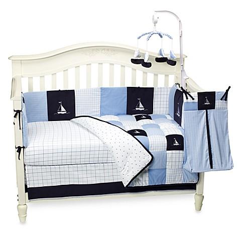 Nautica Kids William 4 Piece Crib Bedding Set And Accessories Bed Bath Beyond