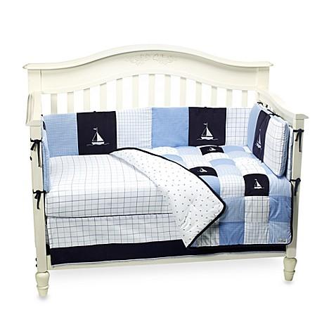Nautica Kids® William 4 Piece Crib Bedding Set