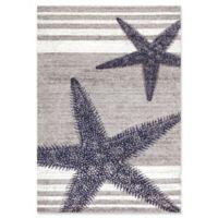 nuLOOM Thomas Paul Starfish Rug in Grey