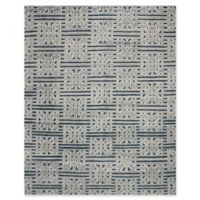 Safavieh Debbie Geometric 8' x 10' Area Rug in Blue