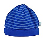 i Play.® Brights Size 3-6M Organic Cotton Reversible Twist Cap in Royal