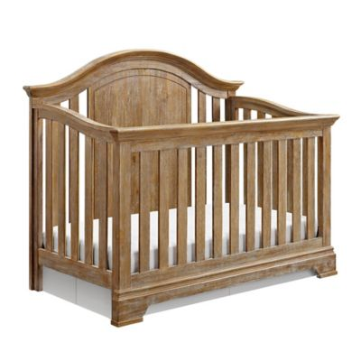 Convertible Cribs U003e Baby Relax Macy 4 In 1 Convertible Crib In Natural  Rustic