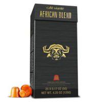 Café Vianté® 25-Count African Blend Espresso Capsules