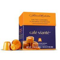 Café Vianté® 10-Count Salted Caramel Espresso Capsules