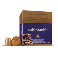 Café Vianté® 10-Count Chocolate Hazelnut Espresso Capsules