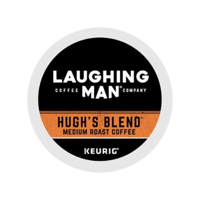 16 Count Laughing ManR Hughs BlendTM Coffee For Single Serve Makers