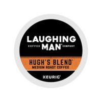 16-Count Laughing Man® Hugh's Blend™ Coffee for Single Serve Coffee Makers