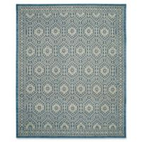 Safavieh Paseo Ariel 9' x 12' Area Rug in Blue