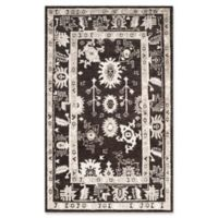 Safavieh Maharaja Azar 5' x 8' Area Rug in Charcoal