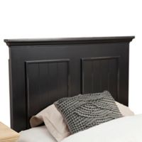 John Boyd Designs Notting Hill Twin Headboard in Ebony